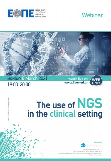 Webinar: The use of NGS in the clinical setting