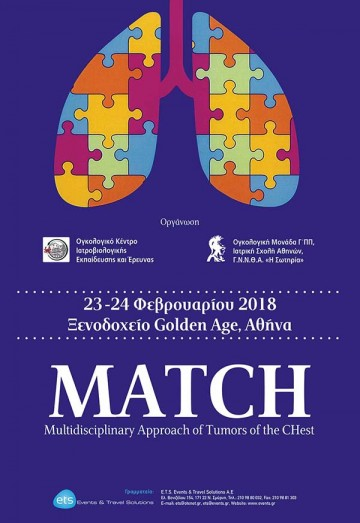 MATCH (Multidisciplinary Approach of Tumors of the Chest)
