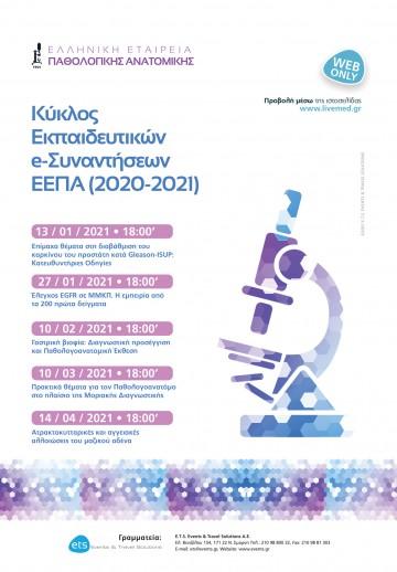 Εκπαιδευτικός Κύκλος Ε-Συναντήσεων ΕΕΠΑ 2020-2021