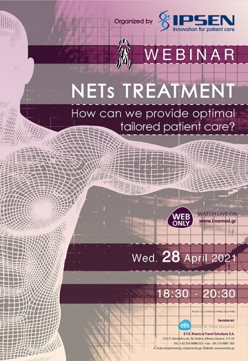 Webinar - NETs Treatment - How can we provide optional tailored patient care?
