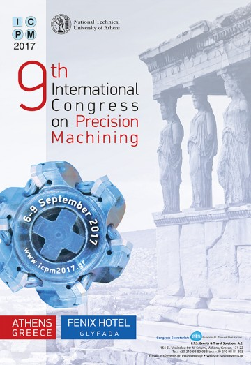 9th International Congress on Precision Machining