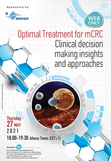 Optimal Treatment for mCRC Clinical decision making insights and approaches